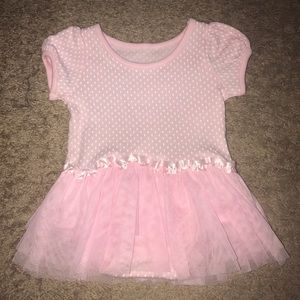 BRAND NEW with tags onesie with 3 layer tutu